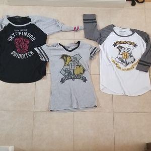 ⚡️Set of 3 Harry Potter Shirts Size XL⚡️